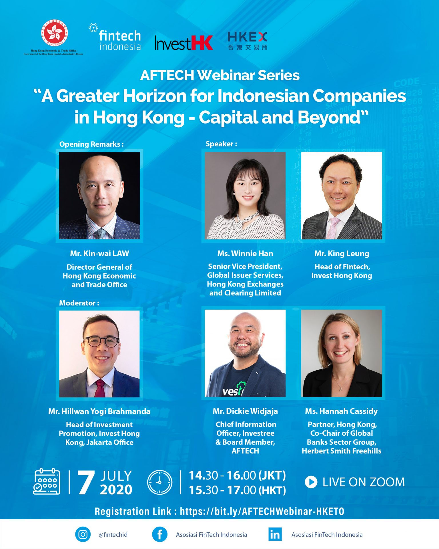 A Greater Horizon for Indonesian Companies in Hong Kong – Capital and Beyond